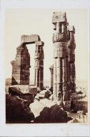 Columns at Soleb, Ethiopia
