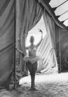 Ballet Dancer at Circus Knie