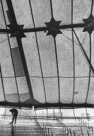 Interior of Circus Tent-Circus Knie