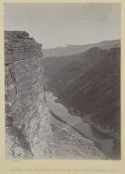 Grand Canon, Colorado River, Near Paria Creek, Looking East.