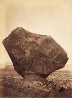 Perched Rock, Rocker Creek, Arizona.