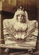 Stone sculpture, decoration for Paris Opera