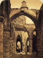 Interior of St. Mathieu