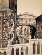 Bridge of Sighs, on Canal of Canonica