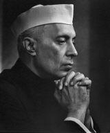 Prime Minister Jawaharlal Nehru