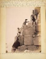 Ascention de la Pyramide Cheops