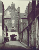 Bakehouse Close, 1905.