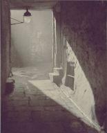 A Passage Between Tall Lands, Wier's Close, Edinburgh, 1905
