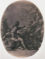 Copy of Original Sketch by Salvator Rosa