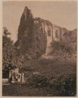 Tintern Abbey, North Transet