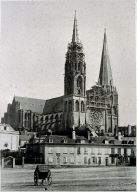 Chartres Cathedral, general view