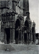 Chartres Cathedral, south transept portal
