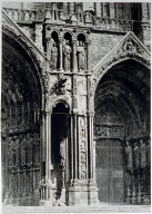 Chartres Cathedral, portal