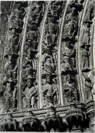 Chartres Cathedral, detail