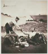 Hardships in the Camp