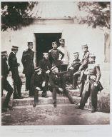 The Staff at Head Quarters