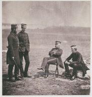 Lieu.t Gen.l Barnard and staff