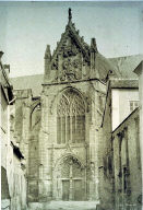 Reims, St. Remi, south transept