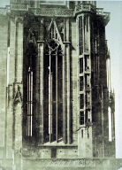 Strasbourg Cathedral, detail, tower