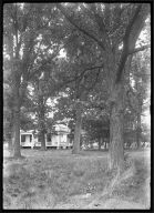 Farm House Through Trees, Aug. 1907