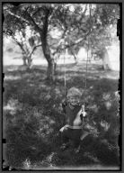 Boy in Swing