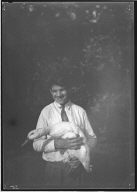 Boy with Goose