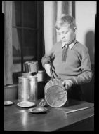 Child with Can