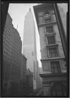 View of Empire State Bldg. From Street