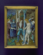 Plaque: The Flagellation