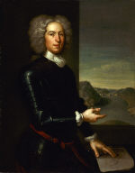 Portrait of Major General Paul Mascarene