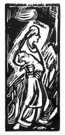 [Der gute Hirte, Deluxe edition, 2, no. 9 (1918), endpiece, Das Kunstblatt, The good shepherd]