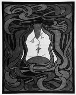 [(the kiss), Pan 4, no. 2 (1898), following page 116, Untitled]