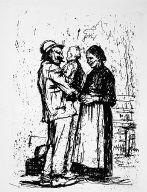 [5, no. 1 (1899), following page 50, Begrüssung, Pan, Greeting]