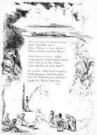 [(poem by Heine), 1, no. 1 (1916), page 5, Supplement to Der Bildermann, Leider des Bildermann, Untitled]