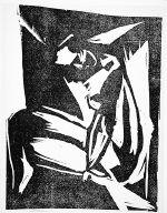 [Nude, 6, no. 13 (1916), page 157-58, Akt, Die Aktion]