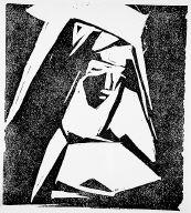 [Nun, 6, no. 13 (1916), page 165-66, Die Aktion, Nonne]