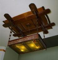 Dining Room Light Fixture from the Robert R. Blacker House