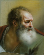 The Head of an Apostle