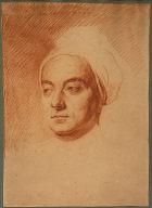 Portrait of an Unidentified Man [Self-Portrait?]