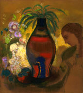 Vase of Flowers - Large Composition