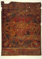 Mandala of Amoghapasa Lokesvara