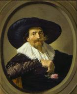 Portrait of a Man (Pieter Tjarck?)