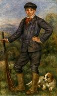Jean as a Huntsman