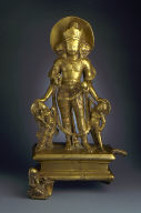 The Hindu God Vishnu