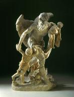 Cronus Carrying off Two Infants