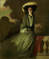 Portrait of Mrs. John White Alexander