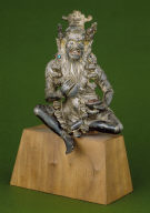 Mahakala as a Brahman (Tibetan: Gonpo Bramzehi)