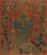 Mahakala (mGon-po) and Companions