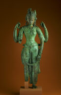 Androgynous Form of Siva and Uma