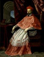 Portrait of Cardinal Roberto Ubaldino (1581-1635), Papal Legate to Bologna